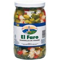 Banderillas Faro Tarro - 6568