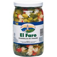 Banderilles Faro Pot 2kg - 6568