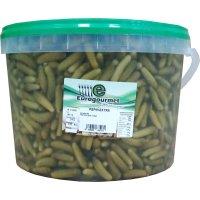 Cogombres Eurogourmet Vinagre 300/400 5kg - 6605