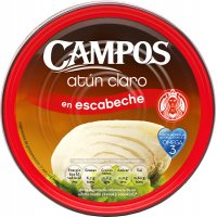 Tonyina Clara En Escabeix Campos 1800 Gr - 6639