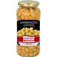 Garbanzos Cuits Extra Pamor Pot 1kg - 6668