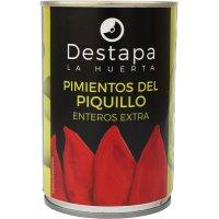 Pimiento Destapa La Huerta Piquillo Extra Lata 500gr 18/24 - 6676