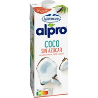 Alpro Coco Asturiana Sin Azúcar Brik Lt - 6738