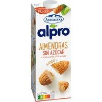 Alpro Almendra Asturiana Sin Azúcar Brik Lt - 6739