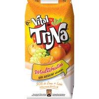 Vital Trina 330ml Multifruta Brik - 674