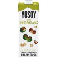 Yosoy Arroz Con Avellanas Brik 1lt - 6741