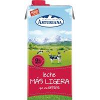 Asturiana Mas Ligera Entera 2%m.g. Brik 1lt - 6815