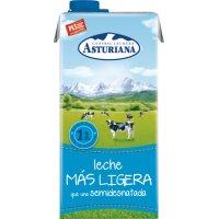 Asturiana Mas Ligera Semi 1%m.g. Brik 1lt - 6816