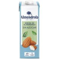 Almendrola Leche De Almendras S/az Brik Lt - 6827