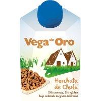 Horchata Vega De Oro Brik 200ml (12 U) - 6840