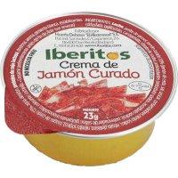 Crema Jamon Curado 25gr 45 Unid - 6856