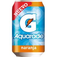 Aquarade Lata Naranja - 716