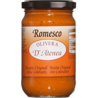 Salsa Romesco Olivera D'atenea 290gr - 7576