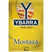 Mostassa Yely Sobres 250 Unitats - 7640