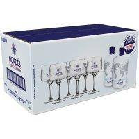 Gin Nordes + 6 Vasos Promocaja - 80997
