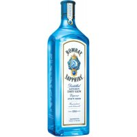 Gin Bombay Sapphire 3bot + 3 Copas - 81136