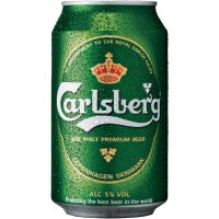 Carlsberg 33cl Lata - 81421