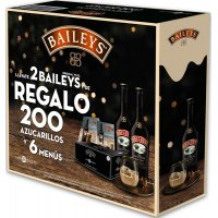 Baileys 70cl+200 Sucrets+6 Menús (2 U) - 81940