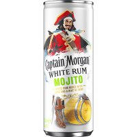 Mojito Captain Morgan 250ml Llauna - 81974