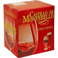 Castillo Montebello Tinto B.i.b. 15lt - 82650