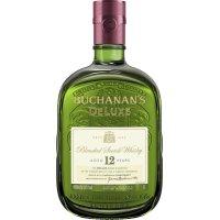 Whisky Buchanan's Deluxe 1l 40º - 83454