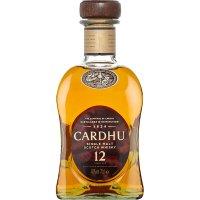 Whisky Cardhu Malta 12 Años - 83470
