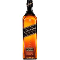 Whisky Johnnie Walker Etiq. Negra 70 Cl - 83472