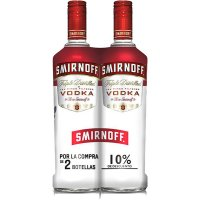 Vodka Smirnoff 1l Pack 2bot 10% Dto - 83552