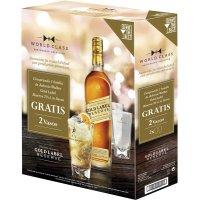 Whisky Jw Gold Rsv 1bot+2 Vasos Promocaja - 83570
