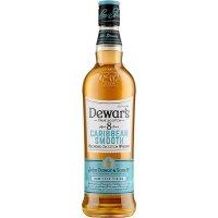 Whisky Dewar's 8 Años Caribbean Smooth 70cl - 83595