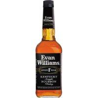 Whisky Evan Williams Black Bourbon 70cl - 83597