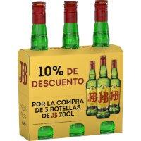 Whisky J&b 70cl Pack 3bot Promocaja 10% Dto - 83614