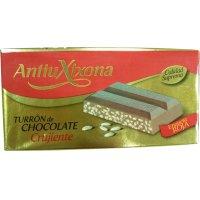 Turron Chocolate Cruj Antiu Xixona E.r.200gr - 8512