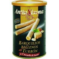 Barquillos Rell Turron Jijona A.xixona 200gr - 8520