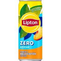 Lipton Lata Té Frío Melocotón 33cl - 858