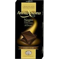 Chocolate Negro 72% Cacao A.xixona 100gr - 8752