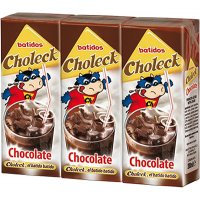 Choleck Mini Brik 200ml Chocolate P-3 - 882