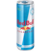 Red Bull Energy Drink Sugar Free 25cl - 89120