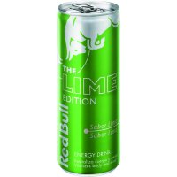 Red Bull Energy Drink Lima Edition - 89129