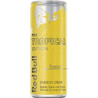 Red Bull Energy Drink Tropical Edition 25cl - 89130