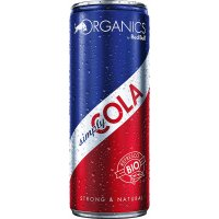 Red Bull Organics Simply Cola 25cl Llauna - 89138