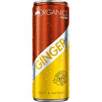 Red Bull Organics Ginger Ale 25cl Lata - 89140