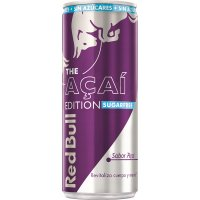 Red Bull Açai Edition Sugar Free 250ml Lata - 89141