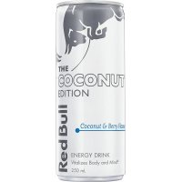 Red Bull Coconut Edition 250ml - 89143