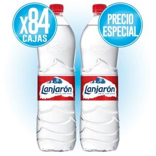 84 CAJAS LANJARON 1,5 LT (6 U) A PRECIO ESPECIAL