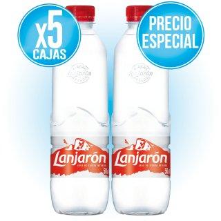 5 CAIXES LANJARON ALHAMBRA 50 CL (24 U) A PREU ESPECIAL