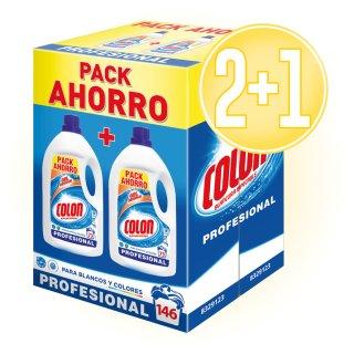 2 Cajas Colon Gel Pack Ahorro 9,8kg + 1 de Regalo