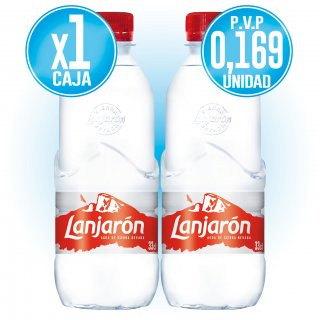 1 CAJA LANJARON ALHAMBRA 33 CL (42 U) ESPECIAL CAPTACION