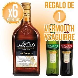 MODULO 6 BOT RON BARCELO + 1 BOT IZAGUIRRE