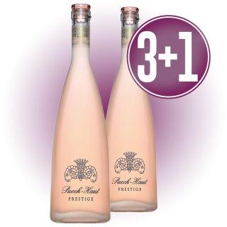 3 Cajas Chateau Puech Rose Prestige (6u) + 1 De Regalo